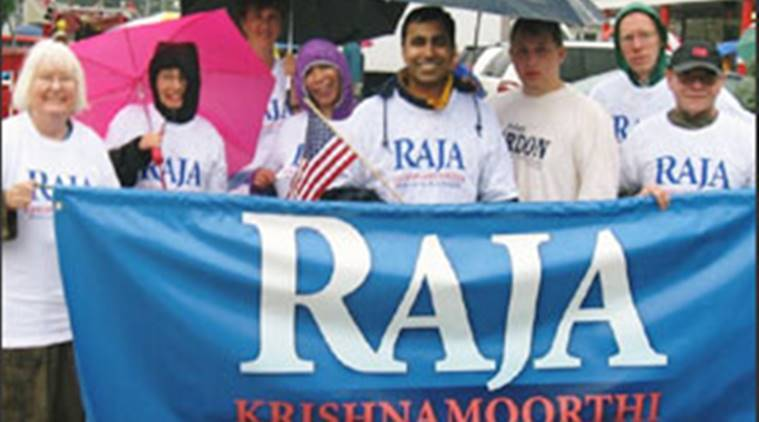 US elections, us presidential elections, 2016 US elections, democratic party, Raja Kirishnamoorthy, Indian american Raja Krishnamoorthy, Democrat for congress Raja krishnamoorthy