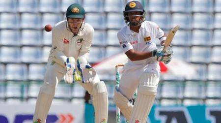 Sri vs Aus: Mendis' unbeaten 169 pulls hosts out of trouble