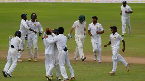 Sri Lanka vs Australia, SL vs Aus, Aus vs SL, Kusal Mendis, Rangana Herath, Mendis hundred, sports news, sports, cricket news, Cricket