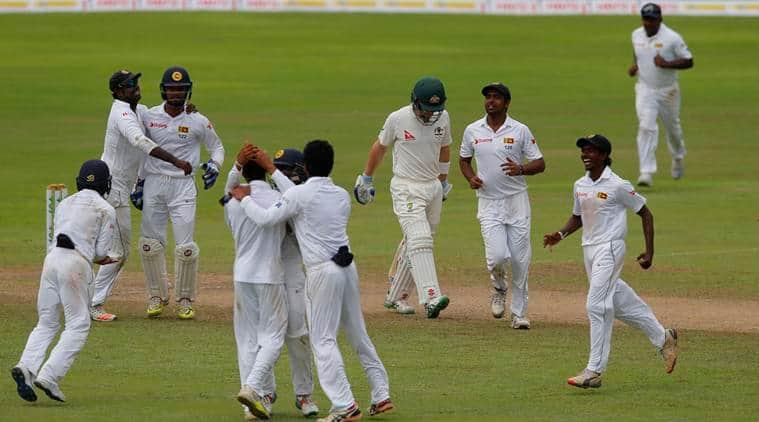 Sri Lanka vs Australia: Kusal Mendis, Rangana Herath etch