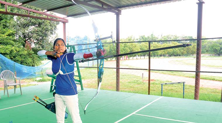 Rio Olympics will be Laxmirani Majhi's debut at the Games. (Source: Bangalore News Photos)