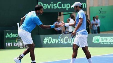 Davis Cup: Monsoon barrier for Indo-Spain tie