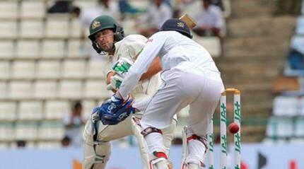 Sri Lanka vs Australia LIVE: 1st Test Day 2 from Kandy