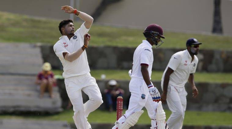 India Vs West Indies 1st Test Day 3 India In Driver S