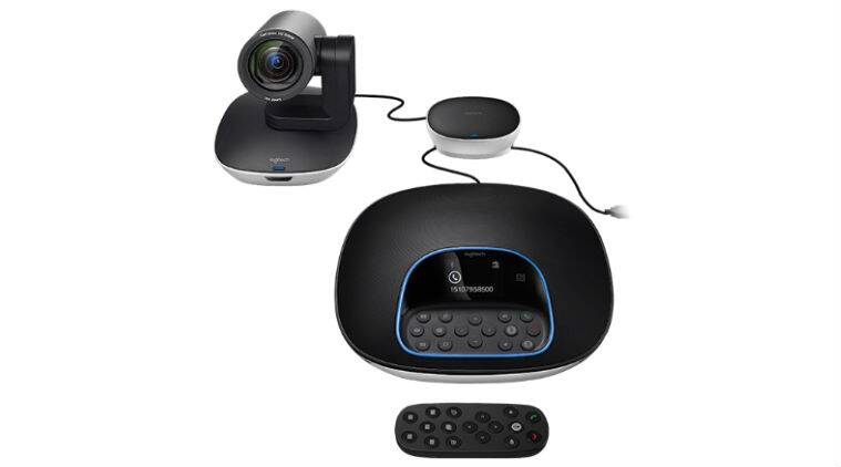 Logitech, Logitech group, Logitech group video conferencing camera, Logitech group features, Logitech group price, Logitech group specification, Logitech group India launch, gadgets, technology, technology news