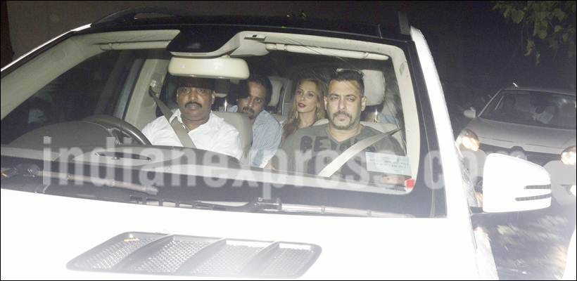 Sultan, Salman Khan, Sultan movie, salman Iulia, sultan screening pic