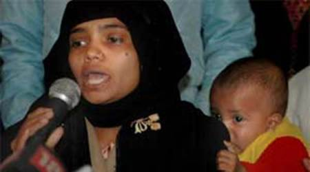 What is Bilkis Bano gangrape case?
