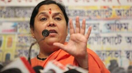 Will take 10 years to completely clean the Ganga: Uma Bharti