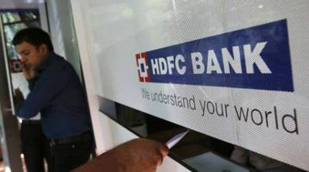 HDFC, HDFC Bank, lower profit growth, profit growth, demonetisation, currency deposit redemptions, indian express news, banking