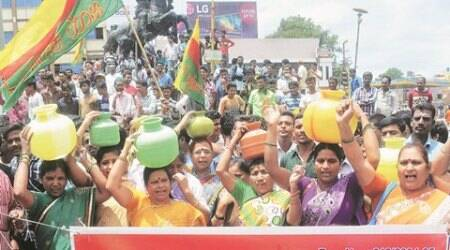 Mahadayi water row: Violence in north Karnataka as pro-Kannada groups protest against dispute tribunal order