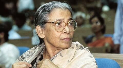 Mahasweta Devi, RIP Mahasweta Devi, writer Mahasweta Devi, Mahasweta Devi dead, Mahasweta Devi no more, Mahasweta Devi work, social activist, social activist Mahasweta Devi, singur agitation, nandigram agitation, mother of 1084, naxalite novel, Mahasweta Devi novels, indian express editorial