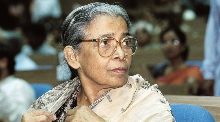 Mahasweta Devi, Mahasweta Devi death, Mahasweta Devi dies, Mahasweta Devi passes away, Madhur Bhandarkar, Shobhaa De, Prosenjit Chatterjee, Entertainment
