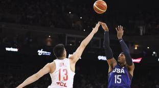 USA basketball team will look to sweep golds in Rio