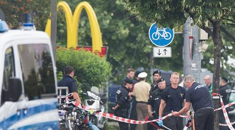 munich attack, munich gunman, munich shooting, munich mall shooting, mall shooting, germany, germany attack, munich news, mall attack in germany, shopping mall attack in germany, Munich mall shooting, Munich shooting, gunfire in munich mall, gunman in germany, munich mall attacker, world news