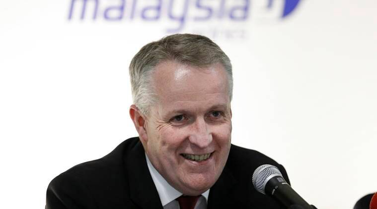 Peter Bellew, Peter Bellew leaving malaysia airlines, Peter Bellew outgoing chief executive malaysia airlines, Peter Bellew leave malaysia airlines for irish airlines, indian express news
