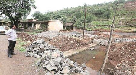 Villages around Malin in Ambegaon taluka of Pune district continue to live in the shadow of danger