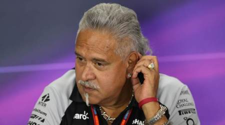 Vijay Mallya steps down as Force India director