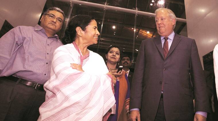 Act East Policy, mamata us invitation, us under secy talks, us delegates mamata invitation, Mamata banerjee us invitation, kolkata news, west bengal news