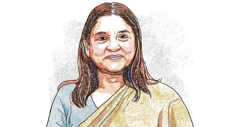 Maneka Gandhi, sexual harassment at workplace, Sharad Kumar, delhi news, delhi politics, india news