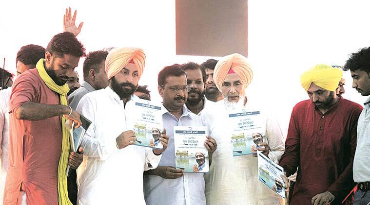 AAP includes Jobs for Youth in its Manifesto