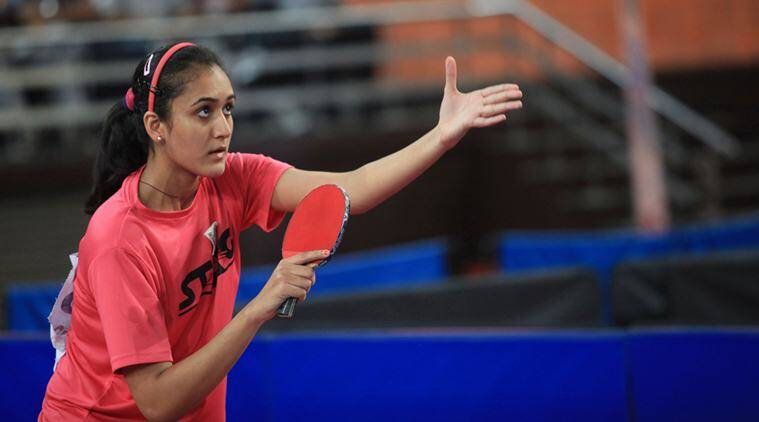 Manika Batra, Manika, Batra, Manika Batra table tennis, Manika Batra Olympics, Manika Batra table tennis Rio, Manika Batra who, Manika Batra age, Rio Olympics India, sports