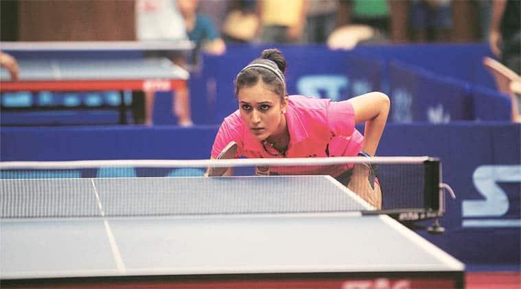 Manika Batra, Manika Batra Olympics, Manika Batra Table tennis, India Table Tennis, Table Tennis India, India Olympics, Rio olympics, Olympics, Sports news