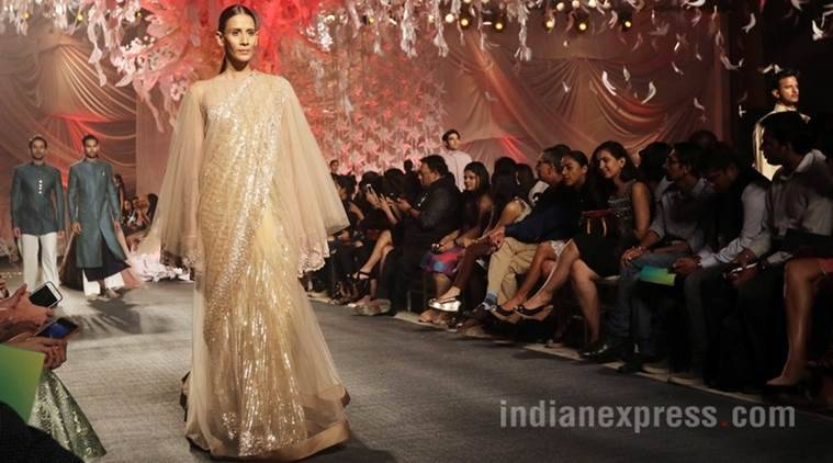 Manish Malhotra, cinema, Indian wedding, Bollywood fashion, news, FDCI India Couture Week, Bollywood news, latest news, India news, national news, Urmila Matondkar, Karisma Kapoor, Kajol, Rani Mukerji, Aishwarya Rai Bachchan, Preity Zinta, Sonam Kapoor, Alia Bhatt, Deepika Padukone