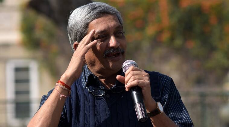 Manohar Parrikar, Parrikar, Defence Ministet, Modi, Parrikar Modi, Prime Minister Narendra Modi, no humour left in public life, Defence Minister Manohar Parrikar, afraid to crack jokes in Delhi, latest india news