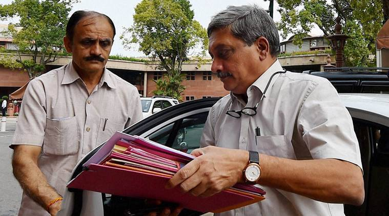 indian army, army, sop, standard of procedures, defective ammunition, manohar parrikar, defence minister, defence minister manohar parrikar, parrikar, india news, latest news