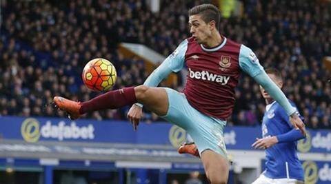 Rio 2016 Olympics, Rio Games, Rio, Manuel Lanzini, Lanzini, Lanzini injury, Lanzini knee injury, West Ham, West Ham Lanzini, Sports
