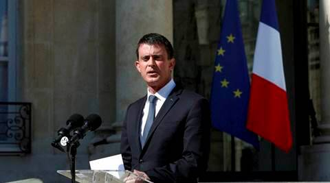French Prime Minister Manuel Valls, French Prime Minister, Manuel Valls, France, France attack, france church, france church attack, Bernard Cazeneuve, latest news, latest world news, latest france news
