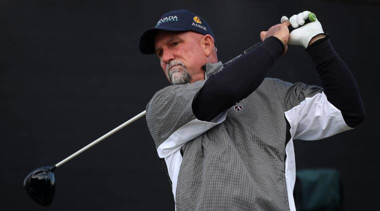 British Open, British Open Golf, Golf British Open, Marco Dawson British Open, Marco Dawson caddie, Marco Dawson Golf news, Sports