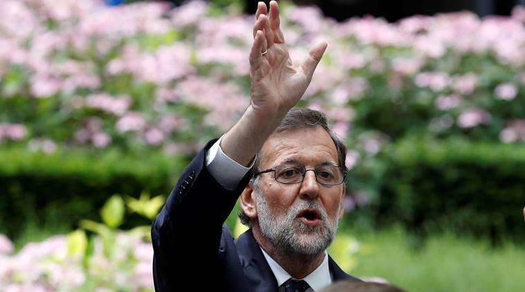 Spain, Spain acting PM, spain acting prime minister, mariano rajoy, spain news, world news, latest news
