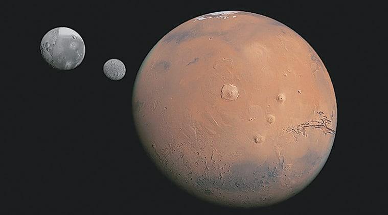 mars, mars water, sulfates, NASA, iron sulfates, mars odyseey probe, red planet, mars soil
