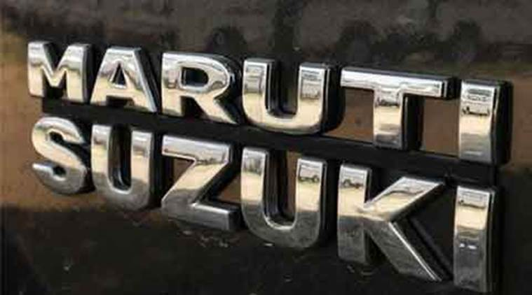 Maruti, Maruti Suzuki India, Maruti India, Maruti shares, strong vehicle sales, Maruti news, business news, companies news, latest news, Indian express