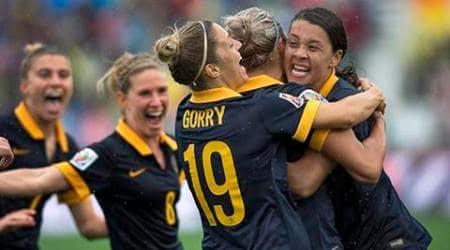 Matildas, Australia football, US football, Australia Women's team, Matilda, Rio 2016 Olympic football, Rio Olympic Women's football event, Rio, Olympic, football
