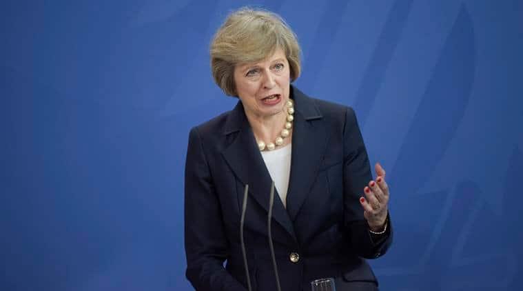 Theresa may, uk, uk prime minister, uk news, brexit, brexit talks, brexit news, european union, eu referendum, britian exit, uk news, latest news, world news