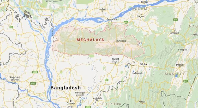 meghalaya accident, meghalaya accident, meghalaya road accident, accident today, meghalaya accident, meghalaya news, india news, indian express news