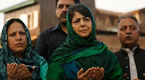 Kashmir Violence, Mehbooba Mufti, Kashmir Chief Minister Mehbooba Mufti, Youth killing in Kashmir, kashmir Youth deaths, Mehbooba Mufti grief over yout killing in Kashmir, Mehbooba Mufti offers condolences to Families of dead youth, Mehbooba Mufti offers condolences, Kashmir news, latest news, India news