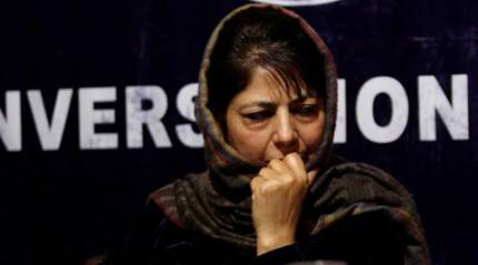 Mehbooba's dark hour: As Kashmir erupts, Mufti walking the tightrope with her hands tied as CM