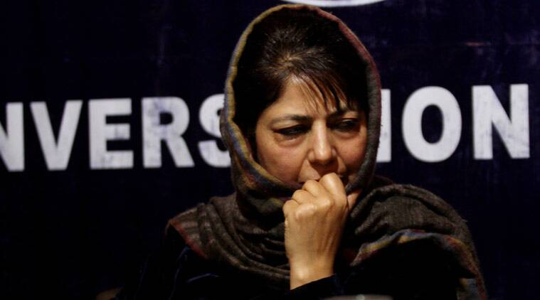 Jammu and Kashmir Chief Minister Mahbooba Mufti addressed people in the state on Independence Day