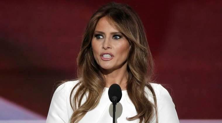 Melania Trump, Donald Trump, US President election 2016, US election 2016, Trump, Republican, Melania Trump modelling assignments, world news, US news, indian express news