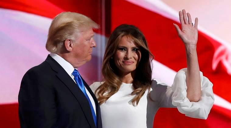 trump, donald trump, melania trump, donald trump wife, melania trump usa, melania trump presidential campaign, melania trump illegal immigrant, donald trump illegal immigrants, republican presidential candidate, republicans, democrats, us presidential election 2016, us news, world news