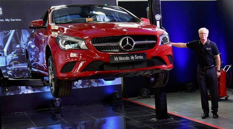 Mercedes Benz Introduces 'My Mercedes My Service' program in India