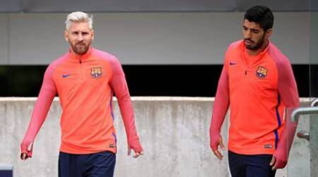 Lionel Messi, messi, Lionel Messi hairdo, Messi new hair colour, Messi hairstyle, Argentina Messi, barcelona, Barcelona Messi, Football