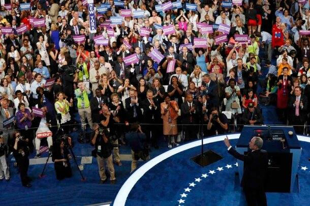 barack obama, tim kaine, joe biden, obama speech, obama speech today, tim kaine speech, democratic national convention, obama philly speech, joe biden, joe biden speech, us elections, us election news, world news