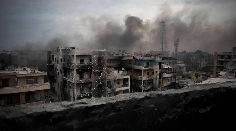 US, Syria, humanitarian corridors in Aleppo, Russian, John Kerry, skeptical in Syria, Russia and Syria, US key ally in Iran, Russia US key ally in Iran, latest news, international news, world news