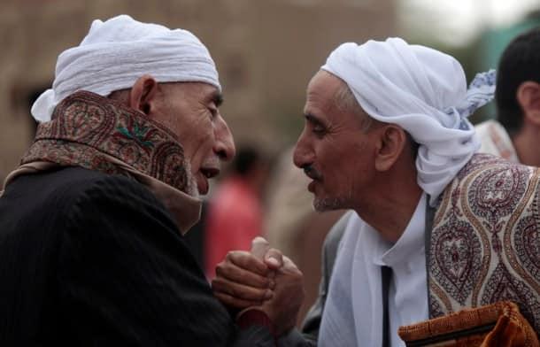 Muslims across the world celebrate Eid
