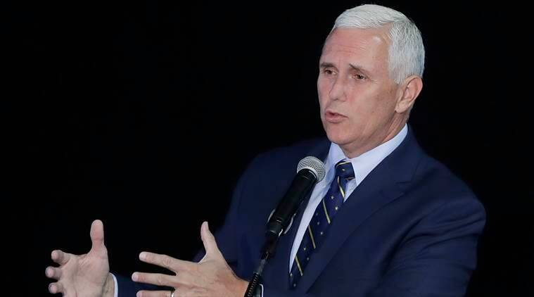 Mike Pence, Pence, US, Republican vice presidential candidate Mike pence, Donald Trump, trump, Trump nominee, Donald Trump Mike Pence, Indiana governor, Mike Pence finances, Mike Pence salary, US, US elections, US polls, US presidential elections 2016, US news, World news