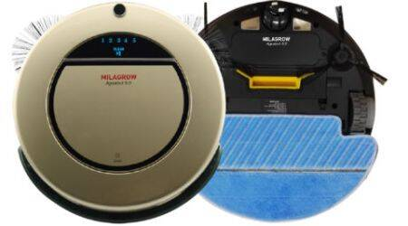 Milagrow launches 5th gen domestic robotic vacuum cleaner AguaBot 5.0